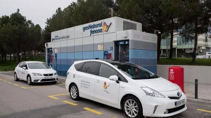 San Blas inaugura su segunda estación de recarga de gas natural comprimido para vehículos