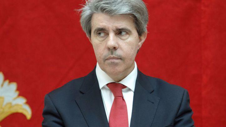 Ángel Garrido Consejero de Presidencia, Justicia y Portavoz del Gobierno de la Comunidad de Madrid