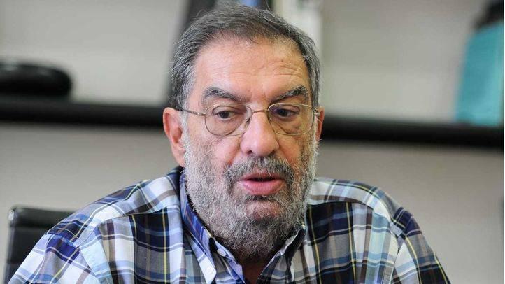 Enrique González Macho expresidente de la Academia de Cine.