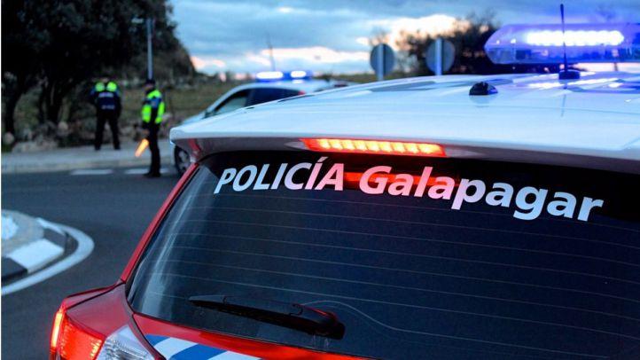 Policía de Galapagar.