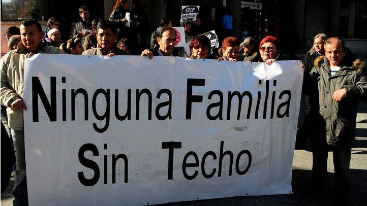 La Audiencia de Madrid suspende temporalmente las ejecuciones hipotecarias