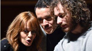 La obra 'Lulú' está escrita por el premiado dramaturgo almeriense Paco Bezerra