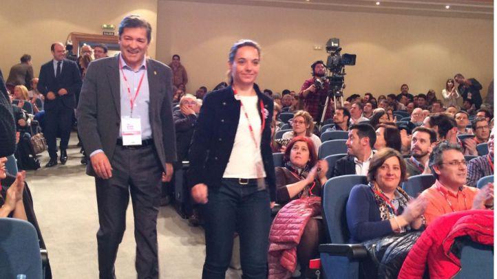La carrera por el PSOE marca la reunión de su dividida cúpula madrileña