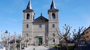 Las obras en San Bernabé de El Escorial finalizarán la reforma que empezó hace más de 20 años
