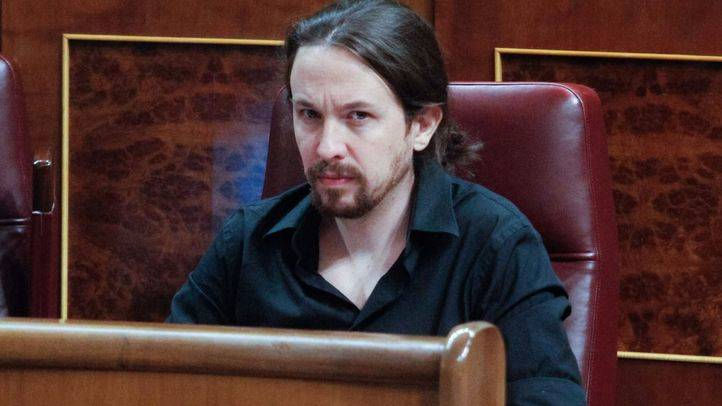 Pablo Iglesias, líder de Podemos. (Archivo)