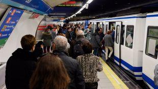 Desconvocados los paros de Metro del próximo viernes