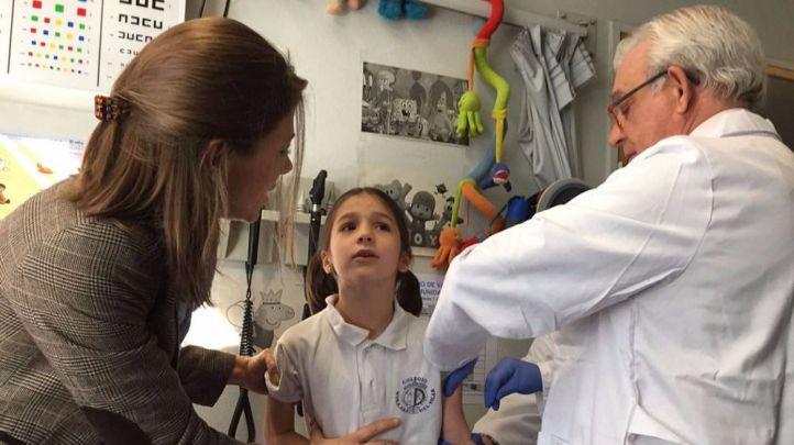 Sanidad recupera la dosis de recuerdo de la vacuna de la tosferina a niños de 6 años