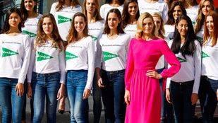 La modelo Valentina Zalyaeva protagoniza la campaña de Primavera de El Corte Inglés