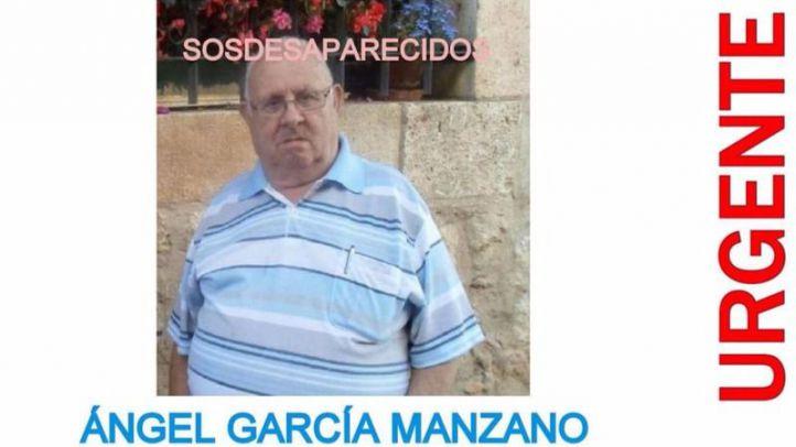 Desaparecido en Getafe un hombre de 81 años