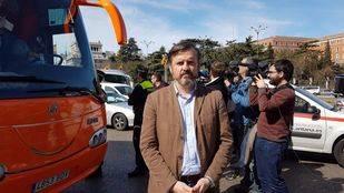 Hazte Oír pedirá protección policial para su sede y el autobús