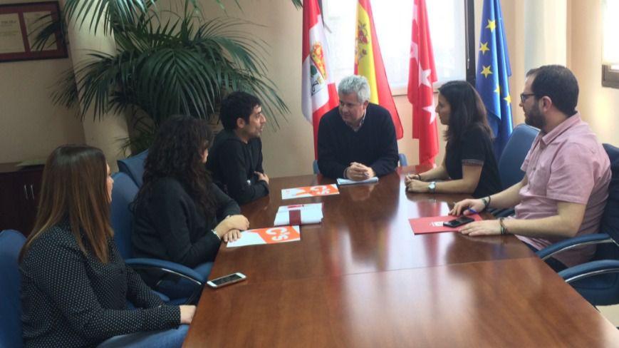 Ciudadanos propone un pacto a tres con PP y PSOE para gobernar 'Sanse'