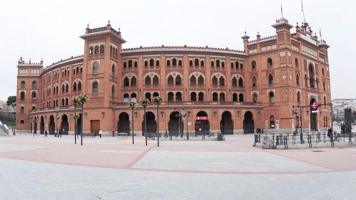 Plaza de toros de Las Ventas.