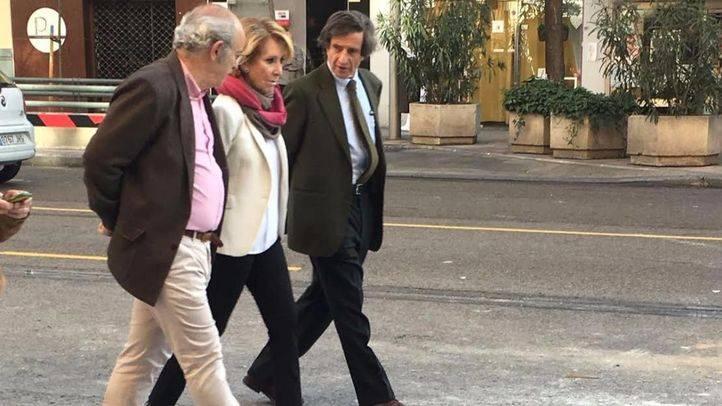 Aguirre denuncia que el Ayuntamiento ha eliminado 300 plazas de aparcamiento en Chamberí