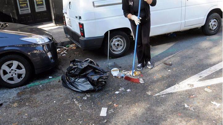 Vallecas oferta talleres de limpieza