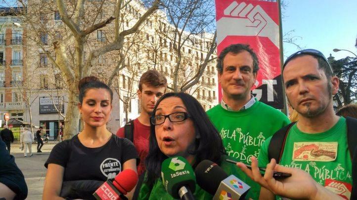 Una huelga para liberar a la Educación pública,