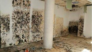 Leganés saca medio millón de la hucha para terminar la 'biblioteca fantasma'