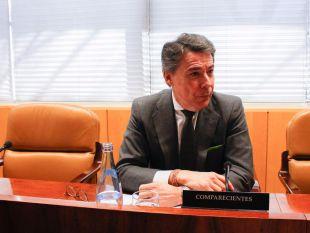 Ignacio Gonzalez niega que algún político español fuera víctima de espionaje, salvo él