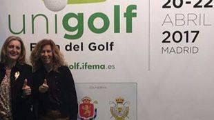 Rocío Aguirre, directora e impulsora de Unigolf. (Archivo)