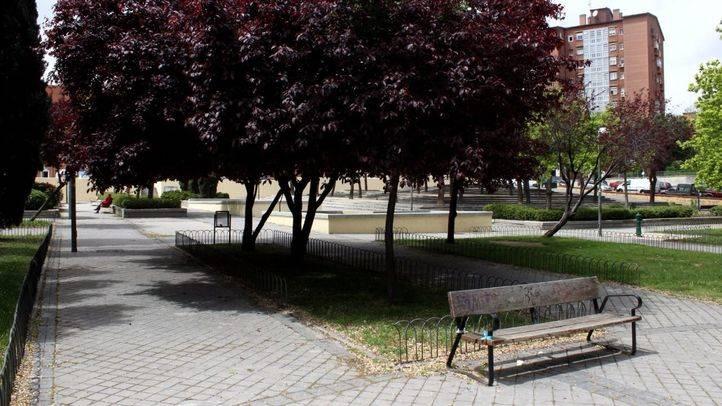 La plaza de La Nueve se inaugurará finalmente en abril