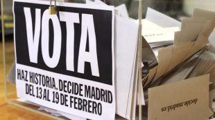 Abierta una nueva tanda de votación de propuestas en Decide Madrid