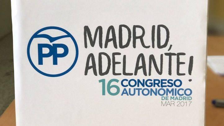 El PP madrileño elige a su presidente en un sistema a doble vuelta