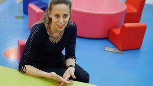 Sofía Gigliani psicóloga y orientadora en el colegio SEK-Ciudalcampo.