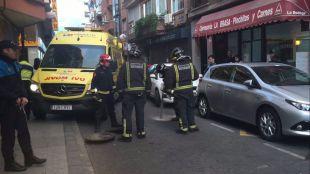 Muy grave tras ser arrollado en el centro de Alcorcón