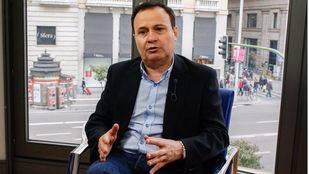 Ángel Viveros, alcalde de Coslada: