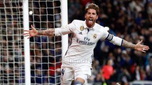 'San Ramos' vuelve a salvar al Madrid
