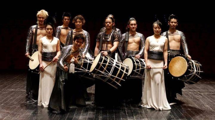 Percusión explosiva en el Teatro Fernán Gómez