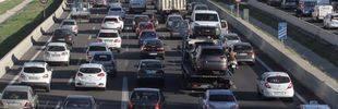 Carmena quiere limitar en 2025 la circulación de vehículos contaminantes en todo el término municipal