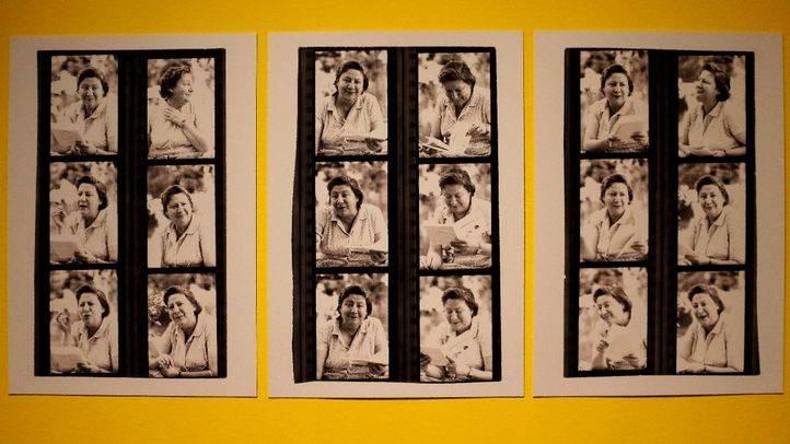 Exposición sobre Gloria Fuertes en el Teatro Fernán Gómez