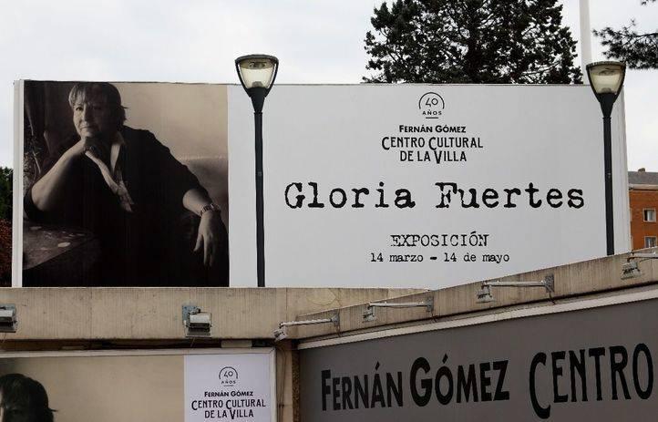 Un recorrido por la vida y obra de Gloria Fuertes