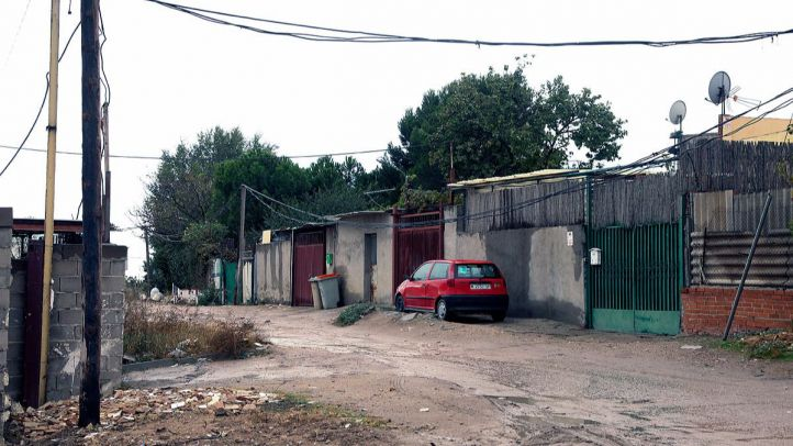 Cañada Real sector 6