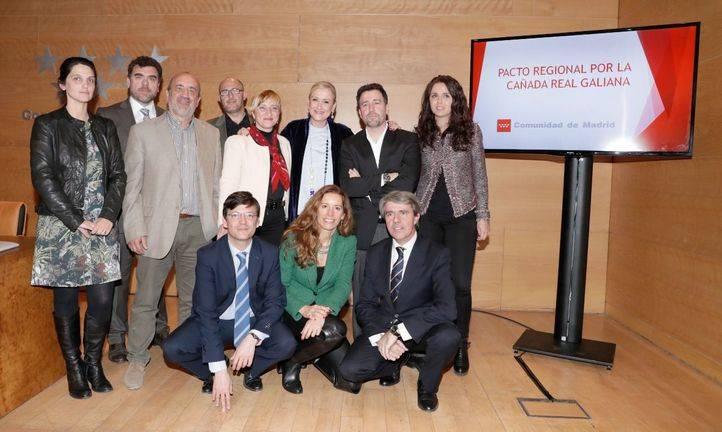 El Pacto por la Cañada Real prevé el desmantelamiento del sector 6 en dos años