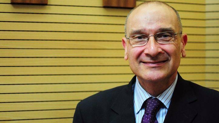 Luis Martínez Hervás, alcalde de Parla. (Archivo)