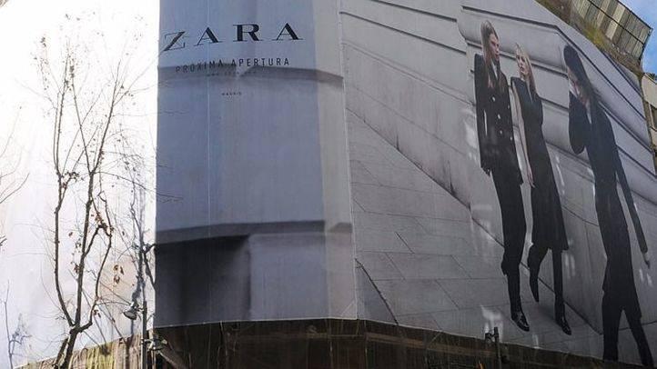 El Zara más grande del mundo abrirá el 7 de abril en el Paseo de la Castellana