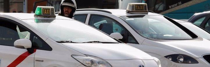 Los taxistas marchan hoy de Colón a Cibeles para pedir al Gobierno municipal que apueste por el sector