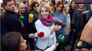 Púnica: La defensa de Granados pide a la Audiencia Nacional que cite a Aguirre a declarar