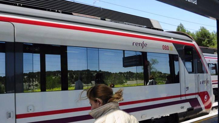 Tren de Cercanías. (Archivo)