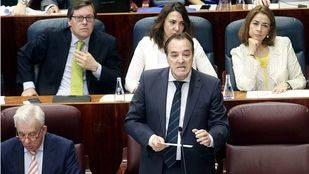 El consejero de Medio Ambiente, Administración Local y Ordenación del Territorio, Jaime González Taboada. (Archivo)