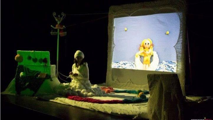 Ciclo de teatro para bebés 'Rompiendo el cascarón' en el teatro Fernán Gómez