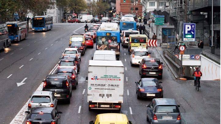 Un tercio de los coches se verá afectado por el Plan de Calidad del Aire