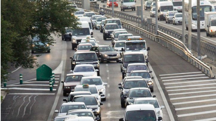 El 15% de los coches sufrió un accidente en 2008