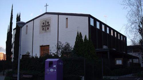 Se inaugura en Alcorcón una capilla que abrirá 24 horas todos los días del año