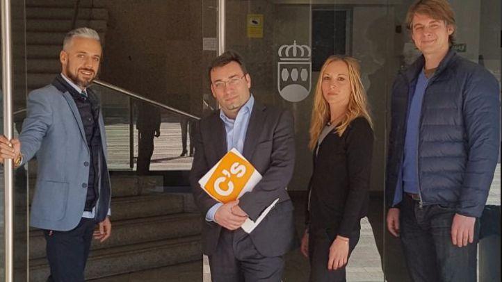 C's Alcorcón propone a la oposición valorar una moción de censura a David Pérez