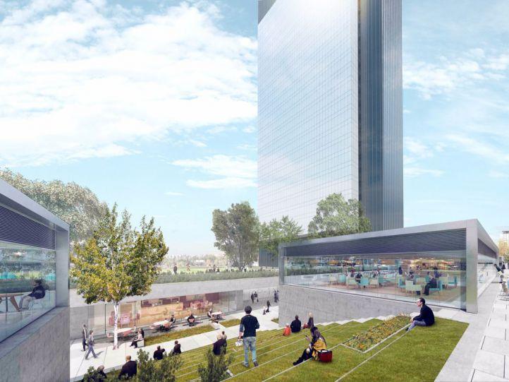 Villar Mir y Megaworld Corporation se alían para construir la quinta torre de la Castellana