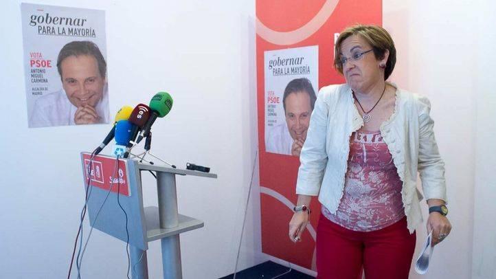 Causapié, como Carmona, elige a Susana Díaz como su secretaria general
