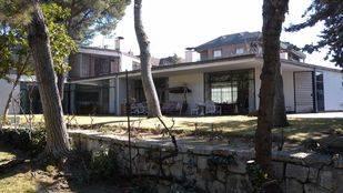 Casa de Vallet Goytisolo de los arquitectos Coderch y Valls.