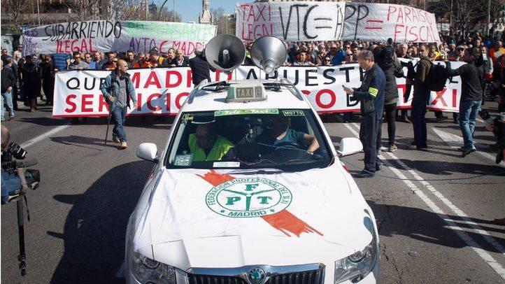 La Comunidad se une al Ayuntamiento para estrechar la vigilancia sobre Uber y Cabify